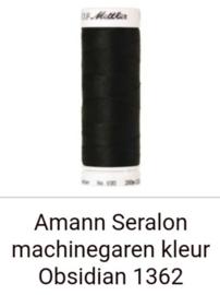 Amann seralon machine garen 200 mtr. in diverse kleuren.Klik hier voor de andere kleuren.