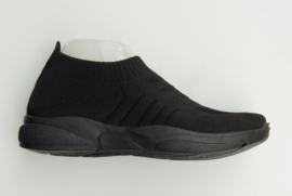 FC 528  stretch schoen zwart 36 t/m 41