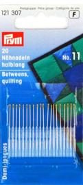Prym 121307 Naainaalden Halflang nr. 11 (krt)