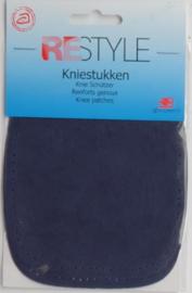 Restyle Kniestukken Blauw