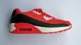 G 12  rood/wit/zwart