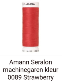 Amann seralon garen in diverse kleuren