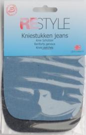 Restyle Kniestukken Jeans