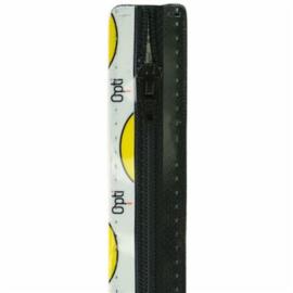 Optilon rits zwart 10 cm. t/m 60 cm. Klik hier voor een andere maat. Vanaf