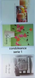 condoleance kaarten keuze uit 10 series klik hier voor andere series