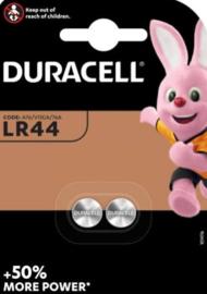 Duracell  LR 44 (A76) batterij 2 stuks