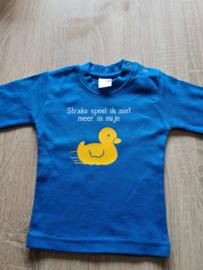 Kindershirt met lange mouwT