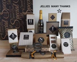 Jellie's Many Thanks