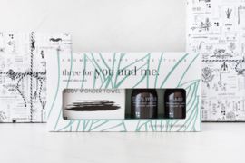 Three For You And Me - Clearing & Breathing - Eucalyptus/Sage € 15,50