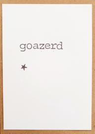 Goazerd