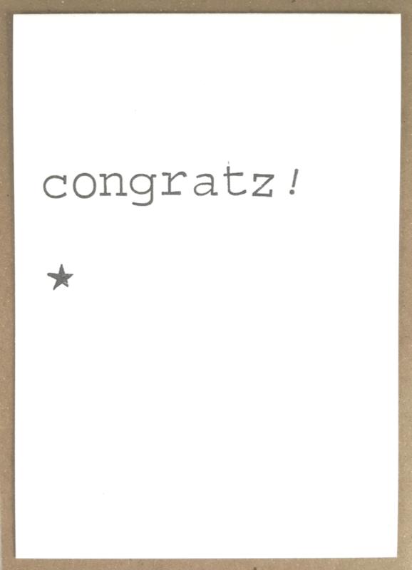 Congratz!