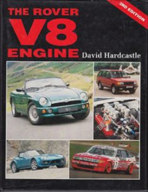 The Rover V8 Engine History