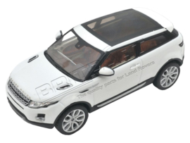 Model Range Rover Evoque
