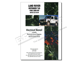Elektronica handboek Defender Td5
