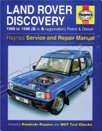 Werkplaatshandboek Discovery I