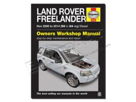 Werkplaatshandboek Freelander 2