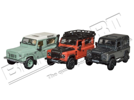 Model Defender Heritage set