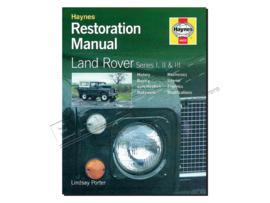 Restauratie handboek Series I, II & III