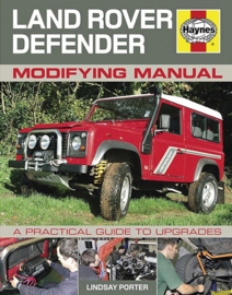 Landrover Defender Modifying Manual