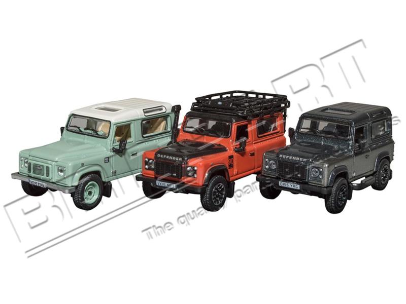 Model Defender Heritage set