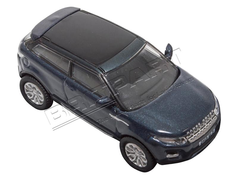 Model Range Rover Evoque