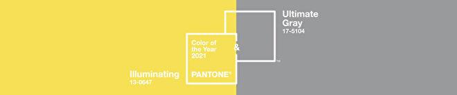 Pantone kleur van 2021