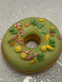 Tropical donuts