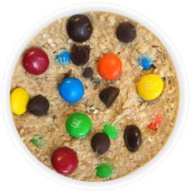 Zelf je eigen bakje cookie dough samenstellen!!!!!!! Prijs vanaf