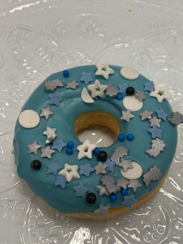 Galaxy donut