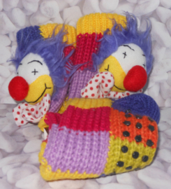 Slofsokken Clown