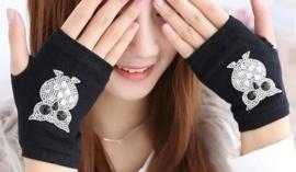 Vingerloze handschoenen