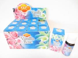 SAC Geurolie Vanilla Rose