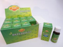 SAC Geurolie Patchouli