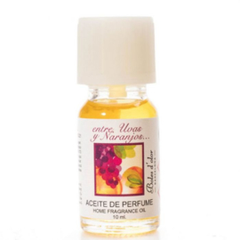 Boles d'olor Geurolie 10ml - Druiven-Sinaasappel