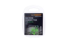 MIDDY Dacron Connectors