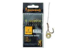 Browning Feeder Method onderlijn met pellet band