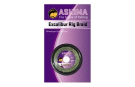 Ashima Excaliber Camo Green