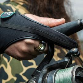 Wolf XK-1 Kevlar Casting Glove XL