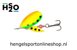 SPRO Axe Inline Spinner Firetiger