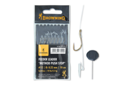 Browning Feeder Leader Method Push Stop
