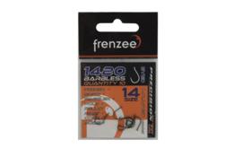 Frenzee 1420 Barbless Eyed Hooks Size 14
