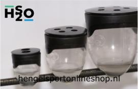 Frenzee Soft Pot (clear-zwart)