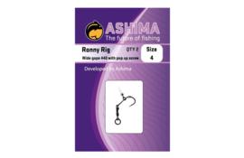 Ashima 440 Wide gape Ronny Rig