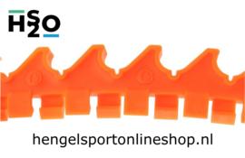 Frenzee Keepnet Rod Rest Orange