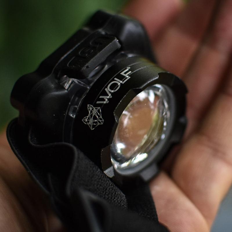 VEX 150 Powerbeam Headlight