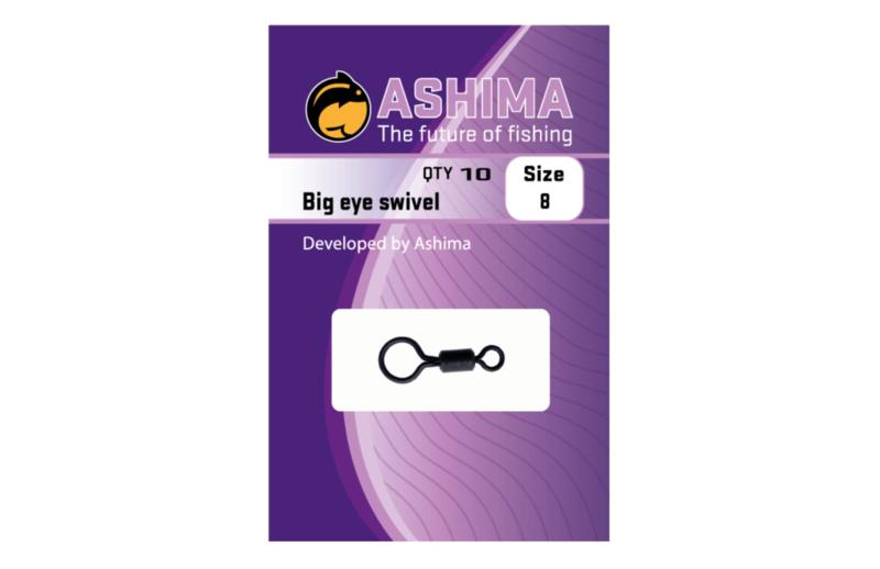 Ashima Big Eye Swivels