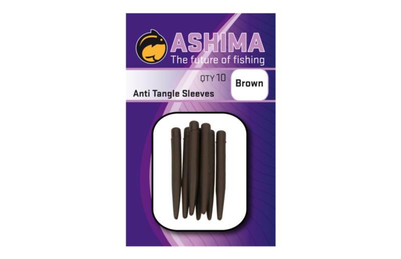 Ashima Anti Tangle Sleeves Brown - Green