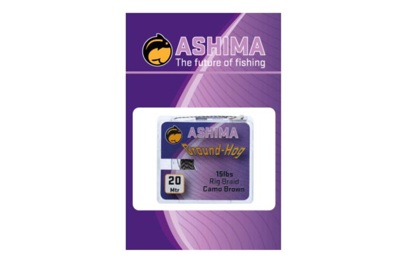Ashima Groundhog Brown