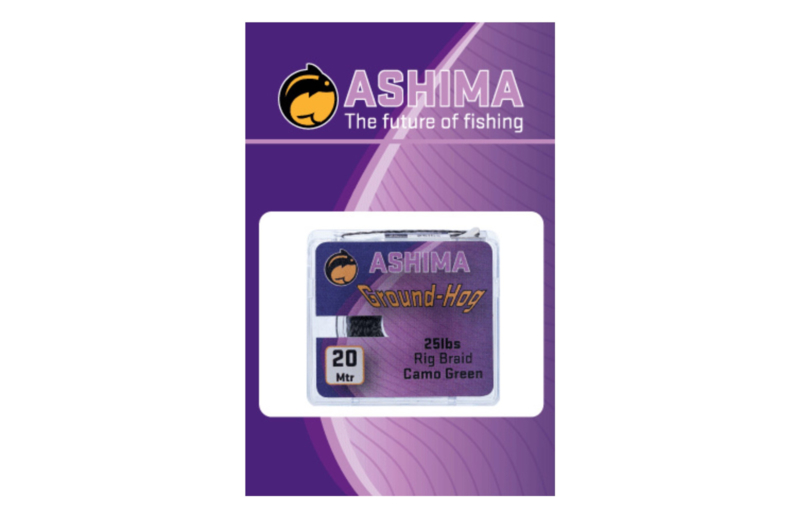 Ashima Groundhog Green