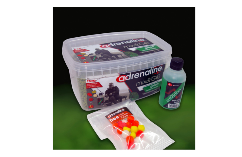 "Middy ADRENALINE Methode ""Mix & Go"" Betaine Green"